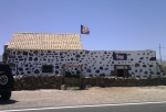Fadi`s cool Rabbit house in Lajares ! Hook up with him for accomodation !