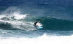 unhooked surf hand plant