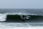 sheet out and surf it