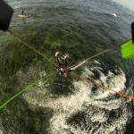kitesurf vs SUP