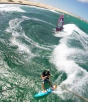 windsurf and kitesurf